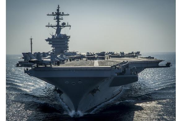Naval Vessel Handling