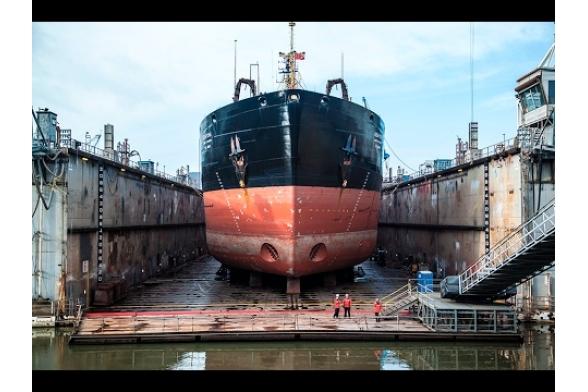 Dry Docking Arrangement