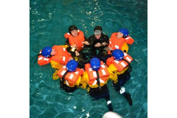 Further Offshore Emergency Training Including (with Emergency Breathing System) (OPITO Approved) and Travel Safely by Boat (OPITO Approved)