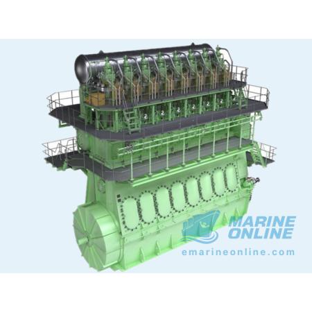 Others Weichai marine diesel engine 450 hp Weichai marine engine 6160 450 hp marine main engine