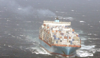 Maersk announces its first bunker fee hike in the global sulphur cap era