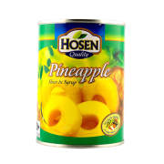 Pineapple In Syrup Ready-to-eat diced fruit