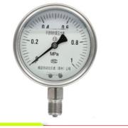 Others Shockproof stainless steel pressure gauge