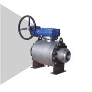 KORVAL GB soft seal ball valve-fixed ball valve