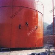 Polyurethane coal tar thick paint