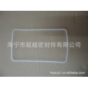 Manufacturer customized silicone seals, rectangular silicone seals, food grade silicone seals