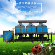 Culligan RTO / RCO activated carbon adsorption and desorption device Organic waste gas treatment equipment Catalytic combustion equipment