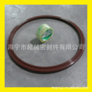Manufacturers produce and supply large-scale oil-resistant acid-alkali corrosion-resistant O-type fluorine rubber seals