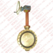 KORVAL Marine double eccentric extension rod butterfly valve GB / T3037-1994