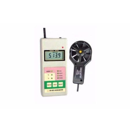 370271 ANEMOMETER HAND W/DIAL GAUGE, UP TO 22MTR/SEC