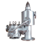 Others High-speed breather valve with heating device