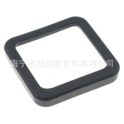 Processing custom made high temperature and oil resistant flame retardant FDA food grade Nitrile BUNA-N NBR gasket