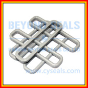 Customized D-shaped rectangular waterproof and high temperature resistant silicone seal ring