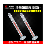 Others Top mounted magnetic flap level gauge