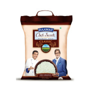 DAAWAT CHEF'S SECRETZ Basmati Rice Can bear extra heat while cooking