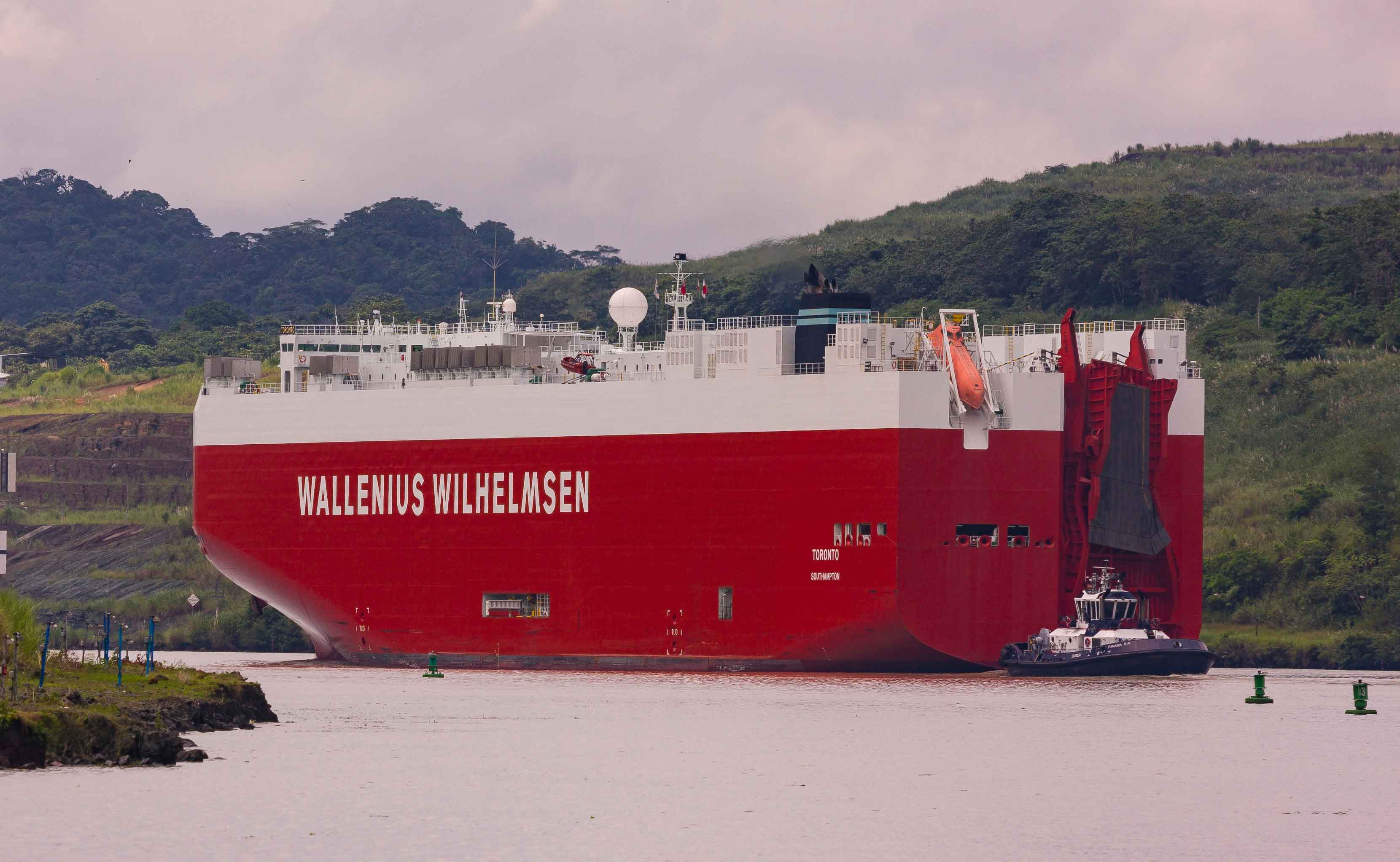 Wallenius Wilhelmsen Announces 50% Layoffs