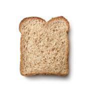 Brown Sliced Bread