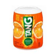 TANG ORANGE DRINK POWDER