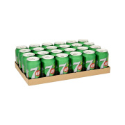 7-UP Cans Drink Caffeine free soda, natural flavors