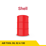 Shell Air Tool Oil S2 A 100 Meet special lubrication needs of pneumatic tool