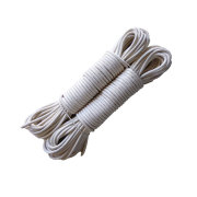 Signal Halyard (Flag Line) Precise routing | tightly woven | clear texture