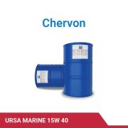URSA Marine 15W 40 USA High-quality, heavy-duty diesel crankcase oil