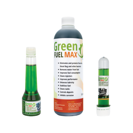 Green Fuel Max GFX