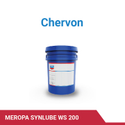 Meropa Synlube WS 200 USA Premium synthetic industrial gear lubricant