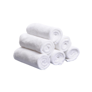 Face Towel Made of 100% cotton, soft, comfortable