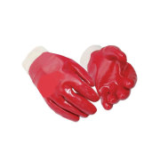 Gloves Plastic Oil/Acid Resist Short Nonskid and wear-resisting comfortable and breatha