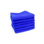 150602 蓝浴巾