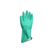 Safetyware Chem-Pro Flocklined Nitrile Gloves Higher durability and longer wear