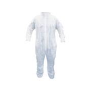 Disposable Polypropylene Boilersuit Splash-proof, light weight, various sizes