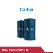 Delo 1000 Marine 40 USA High quality, for medium-speed trunk piston engine