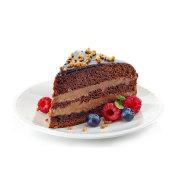 HALAL TRI-SLICED Chocolate Sponge Cake