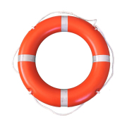 Safetyware Lifebuoy EC and SOLAS certified, made from durable material