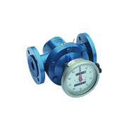 LC type oval gear flowmeter