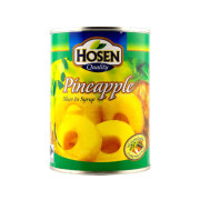 PINEAPPLE IN SYRUP