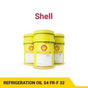 SHELL REFRIGERATION OIL S4 FR-F 32