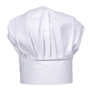 Cook's Cap White cook chef hat, comfortable to wear