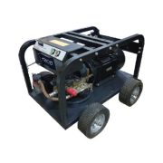 TECO High Pressure Cleaning Machine For cleaning hard stains and surface preparation