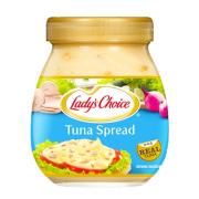 女士首选 Tuna Spread Philippines Delightfully creamy, smooth taste