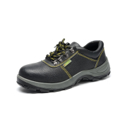 Black PU205 safety shoes