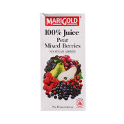 PEAR & MIXED BERRIES JUICE 12'S X 1LTR