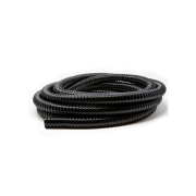 G TECH Hose Water Rubber Corrugated Flexible design resists kinking