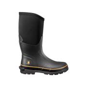 Steel Toe Rubber Boot Anti-static protective footwear