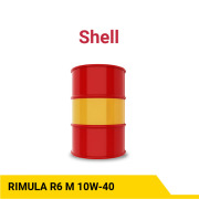 SHELL RIMULA R6 M 10W-40 Top quality synthetic heavy duty engine oil