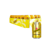 SCHWEPPES TONIC WATER CAN