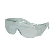Safetyware Safety Overglasses Offers excellent impact and UV protection