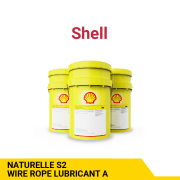 SHELL NATURELLE S2 WIRE ROPE LUBRICANT A